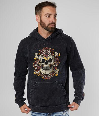 Affliction Club Chapter Hooded Sweatshirt