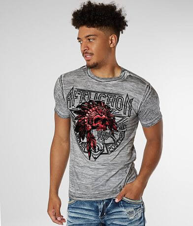 Affliction Sketch Tribe T-Shirt