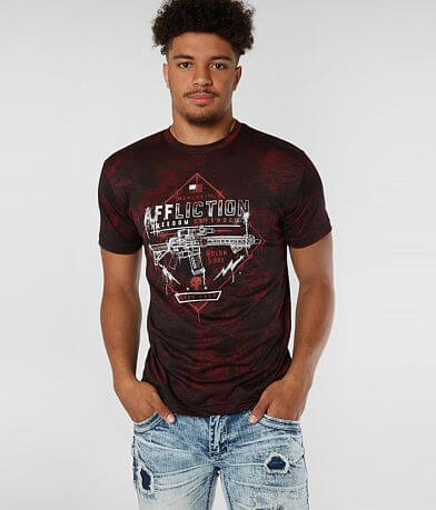 Affliction Painted Freedom T-Shirt