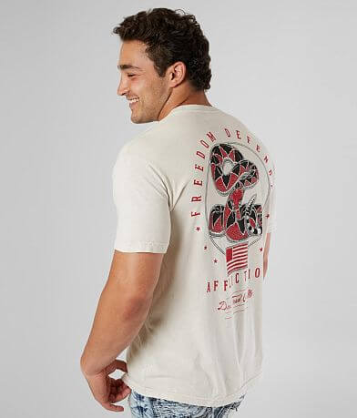 Affliction Freedom Defender Tread T-Shirt