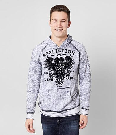 Affliction American Customs Value Freedom Hoodie