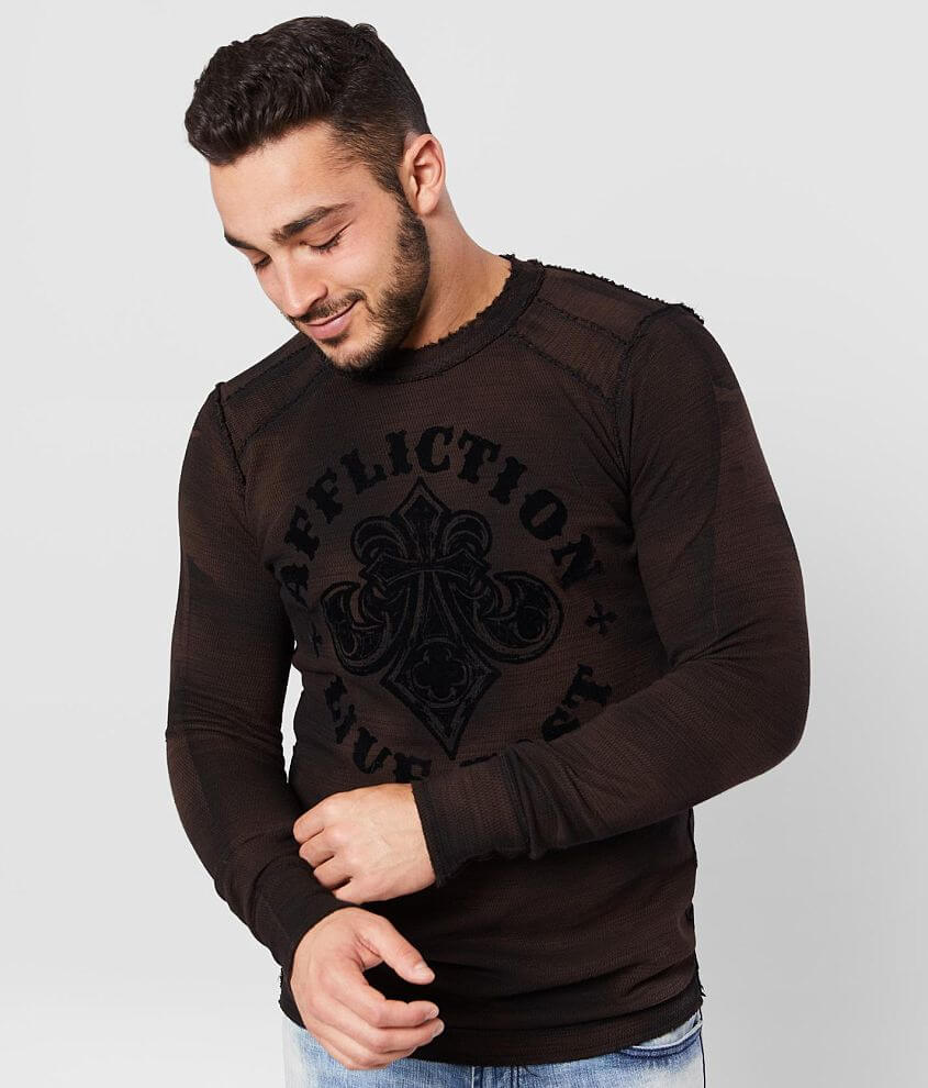 Affliction Royale Reversible Thermal front view