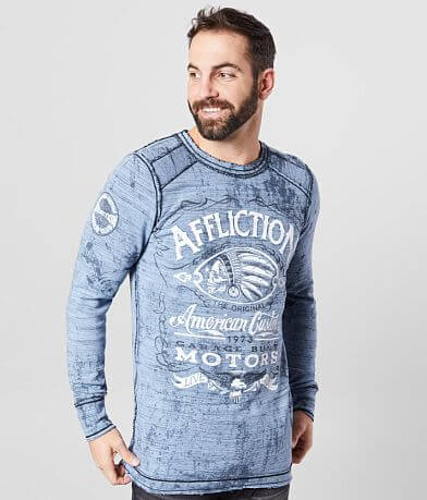 Affliction Prohibition Reversible Thermal
