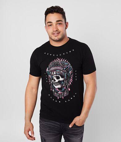 Affliction Snake Charmer T-Shirt