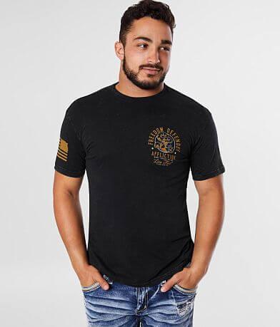Affliction Freedom Defender Tread T-Shirt
