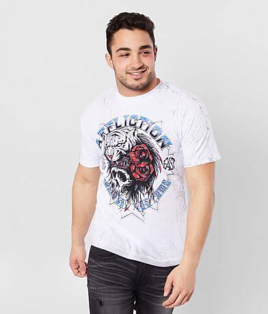 Affliction American Customs Warbringer T-Shirt