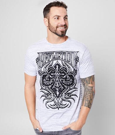 Affliction Cast Fleur T-Shirt