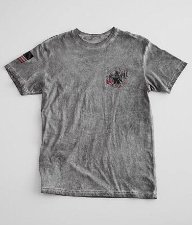 Affliction Soldier On T-Shirt