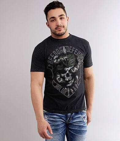 Affliction Freedom Defender Pure Instinct T-Shirt