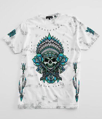 Affliction Thunder Sky T-Shirt