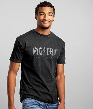 Affliction American Customs AC/MC Iron T-Shirt