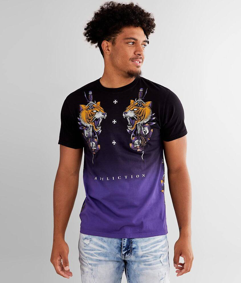Affliction Mystic Stalker T-Shirt front view
