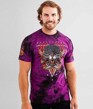 Affliction Infernal Prowl T-Shirt