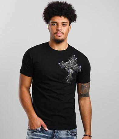 Affliction Stone Grail T-Shirt