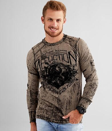 Affliction American Customs Native Outlaw Thermal
