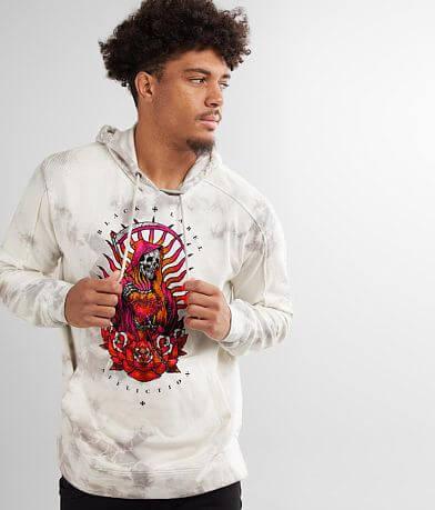 Affliction Sacred Earth Hooded Sweatshirt