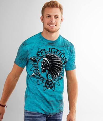 Affliction American Customs Lone Pine T-Shirt