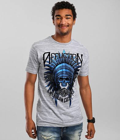 Affliction American Customs Speed Tribe T-Shirt