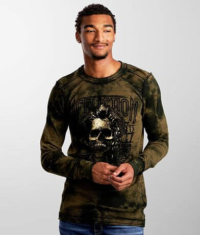 Affliction Native Oil Reversible Thermal