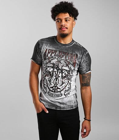 Affliction Black Mist T-Shirt