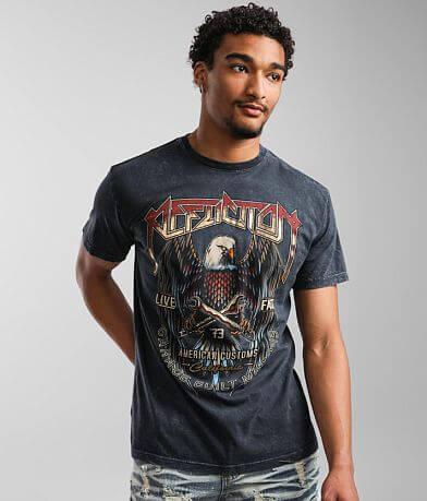 Affliction American Customs High Speed T-Shirt