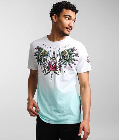 Affliction Mountain Smoke T-Shirt