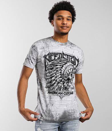 Affliction American Customs Roadrash T-Shirt