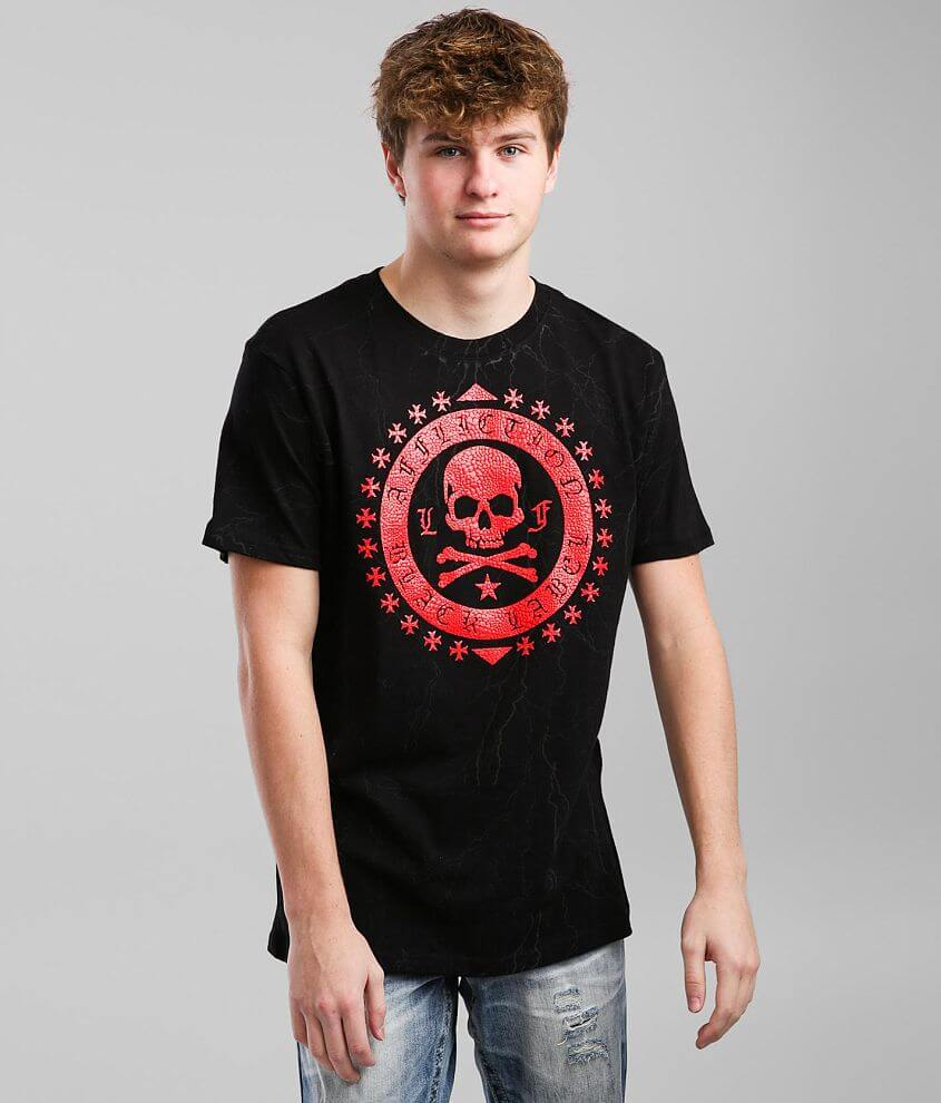 Affliction Repeat T-Shirt front view