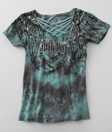 Affliction Whispering Thoughts T-Shirt