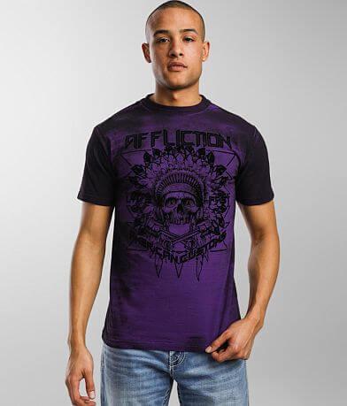 Affliction American Customs Copperhead T-Shirt