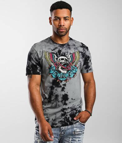 Affliction Twisted Grin T-Shirt