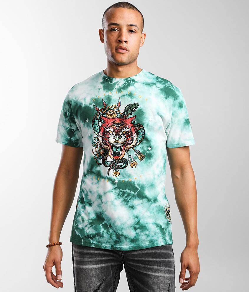 Affliction Harrowed Eye T-Shirt front view
