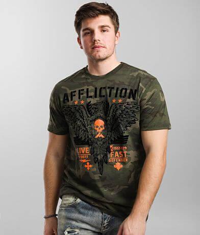 Affliction Art of War T-Shirt