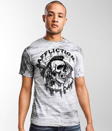 Affliction American Customs War Tribe T-Shirt