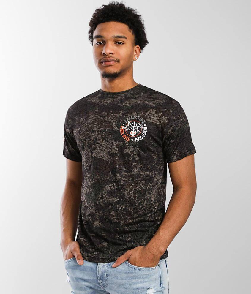 Affliction Bullfrog T-Shirt front view