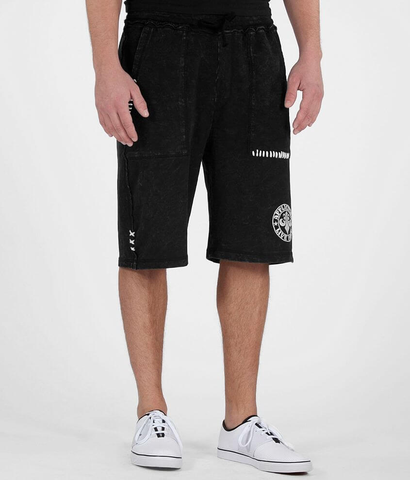 Affliction Walk Of Life Short front view