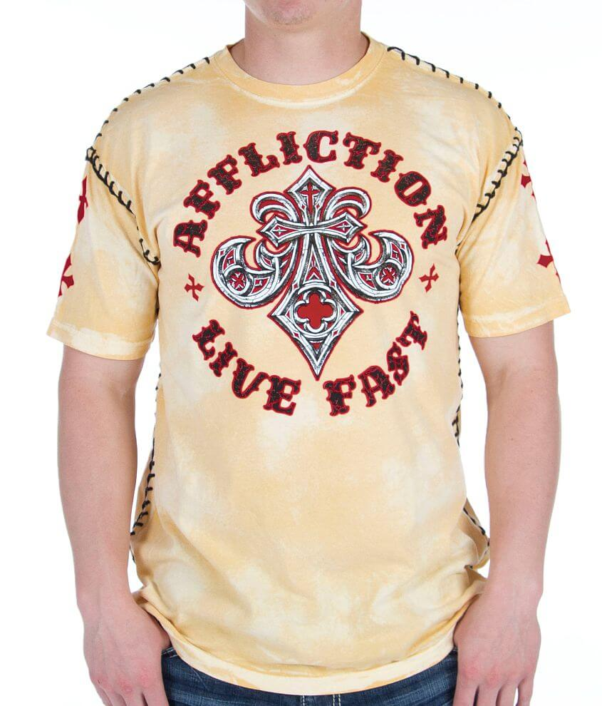 Affliction Royale T-Shirt front view