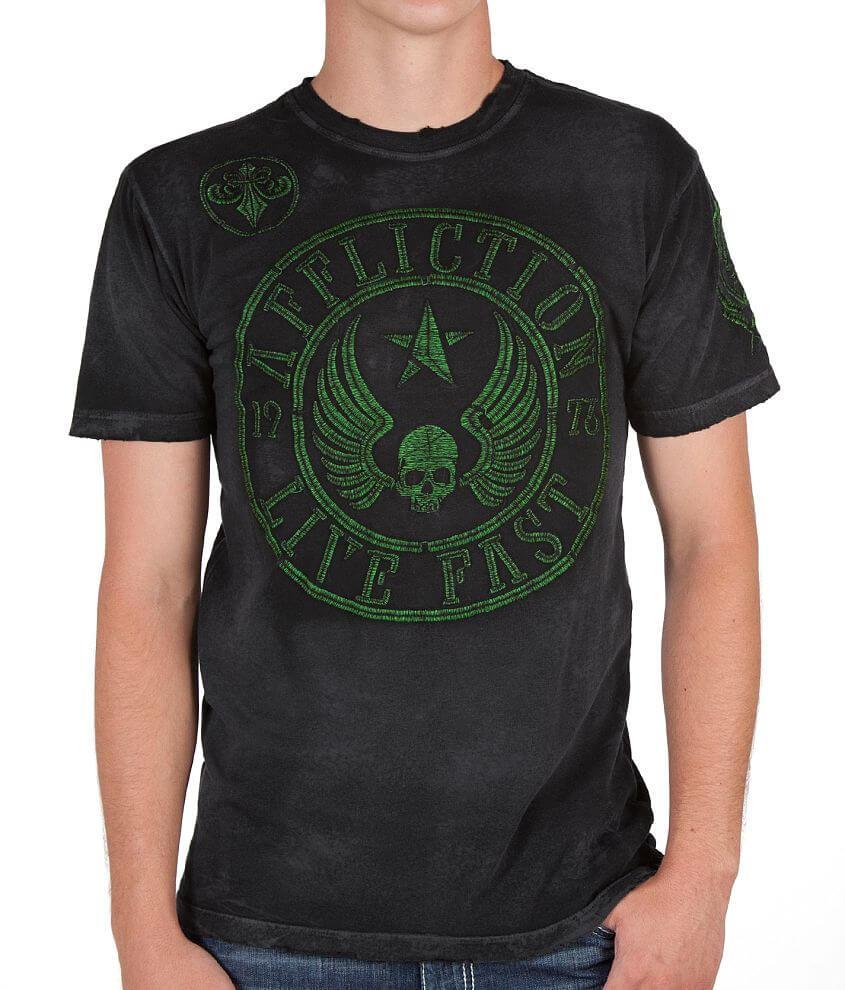 Affliction Divio Redemption T-Shirt front view