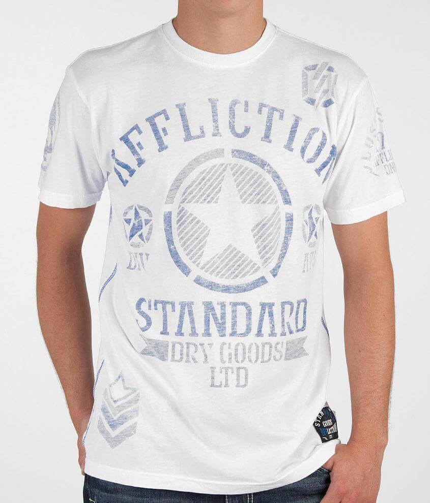 Affliction Foxtrot T-Shirt front view