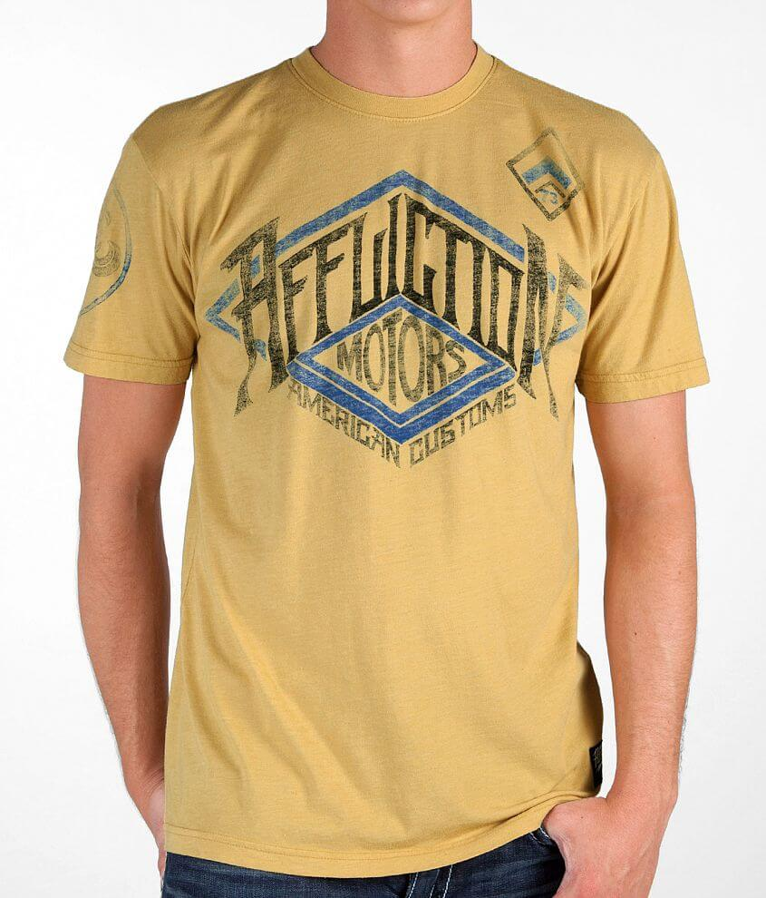 Affliction American Customs Speed Trials T-Shirt front view