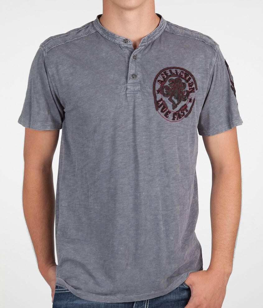Affliction Galen Henley front view