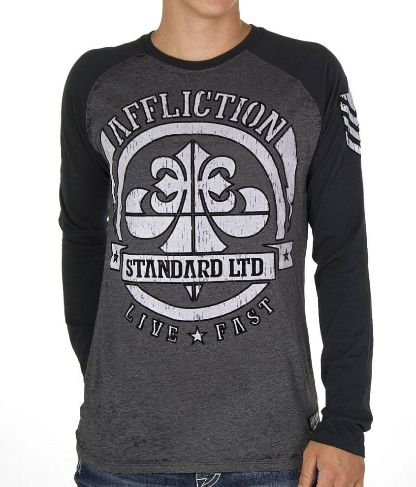 Affliction Mayson T-Shirt front view