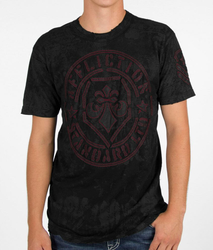 Affliction Radar Dream T-Shirt front view