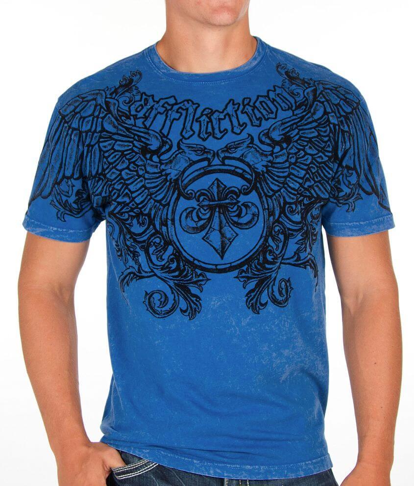 Affliction Primitive T-Shirt front view