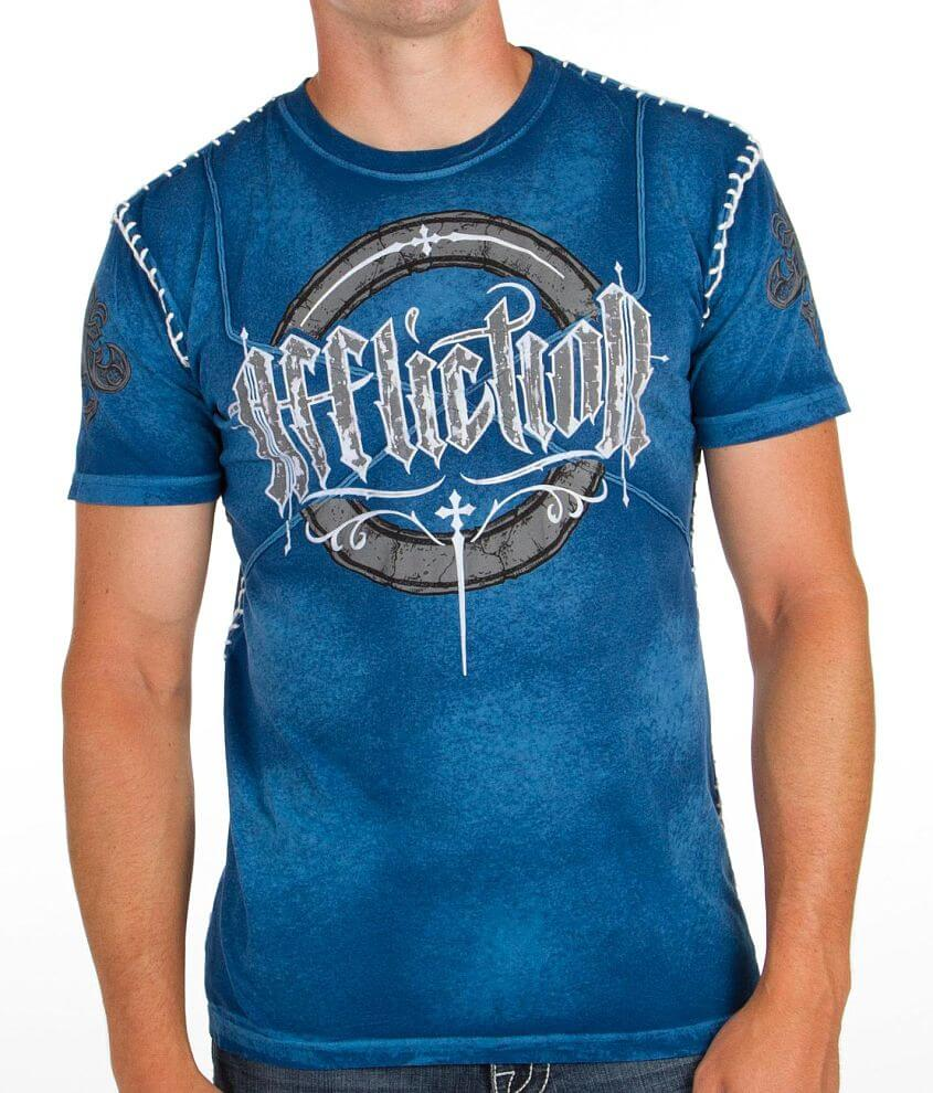 Affliction Windsor T-Shirt front view