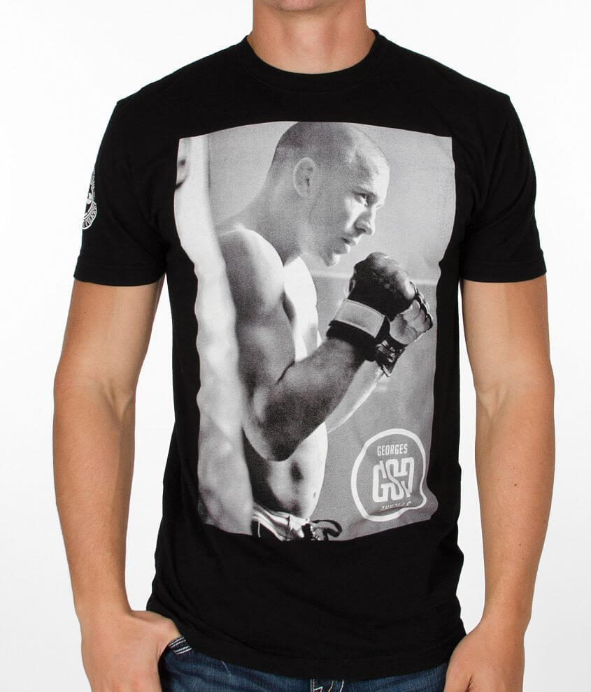 Affliction GSP Authentic T-Shirt front view