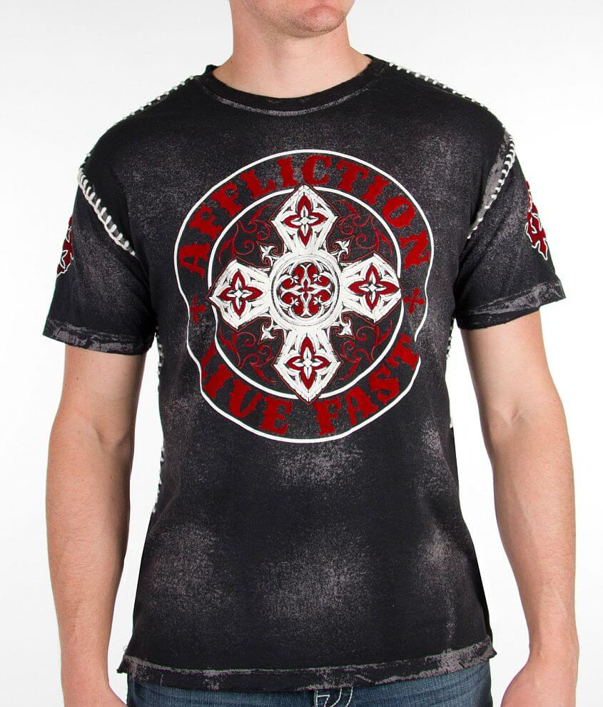 Affliction Royal Revolution T-Shirt front view