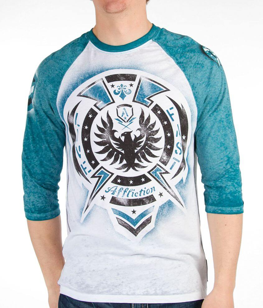 Affliction Hypersonic T-Shirt front view