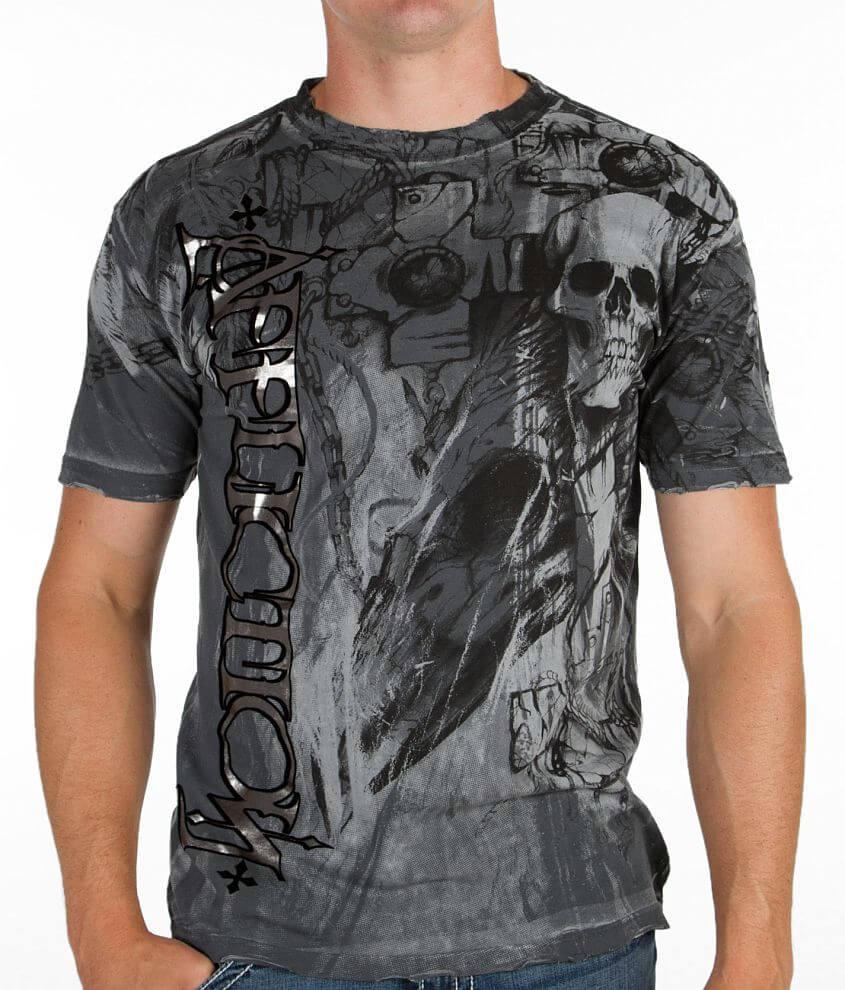 Affliction Dead Ringer T-Shirt front view