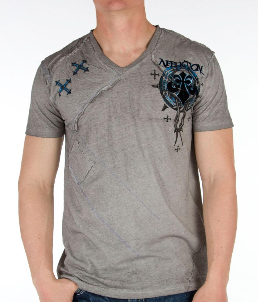 Affliction First Hope T-Shirt front view